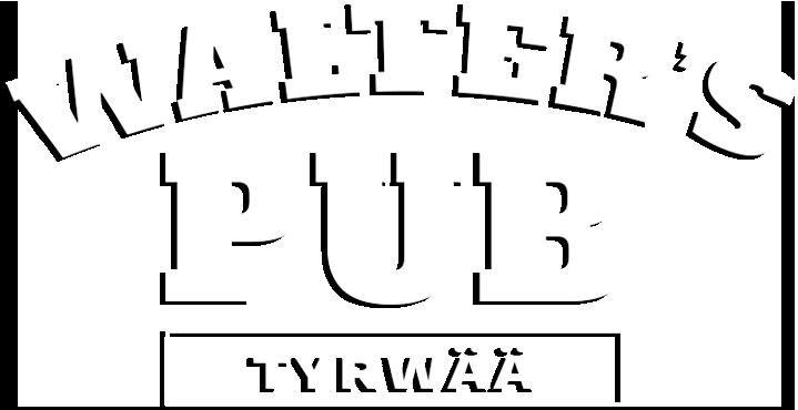 Walter's pub, Tyrwään ydinkeskustassa suosittu vetonaula ja viihtyisä seurustelupub, tarjoaa jokaiselle jotakin